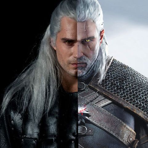 The Witcher 3 Fans Can Now Play As Henry Cavill