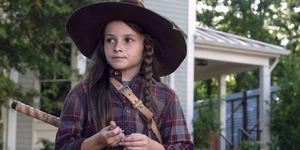 Cailey Fleming as Judith Grimes, The Walking Dead, Season 9 episode 6