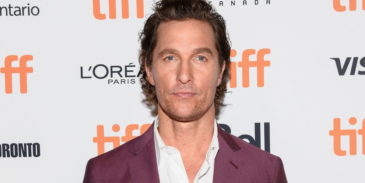 True Detective star Matthew McConaughey's TV comeback scrapped