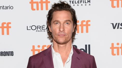 Matthew McConaughey is in serious trouble in first look at Guy Ritchie's Toff Guys