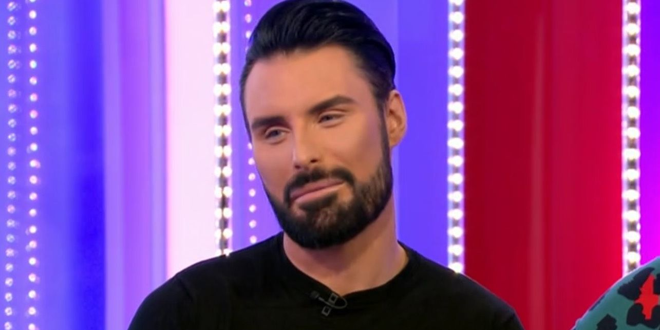 Rylan Clark-Neal on The One Show 11/6/18