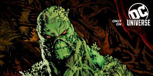Swamp Thing, DC Universe