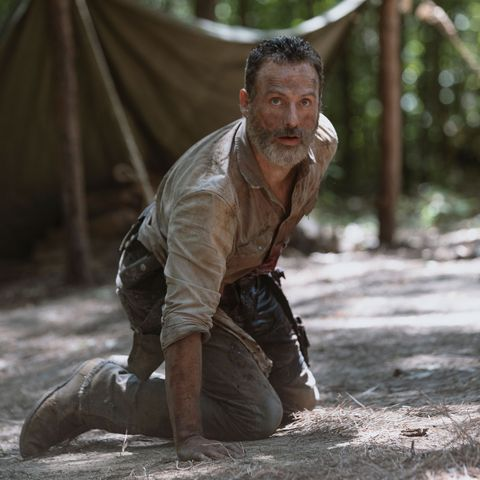Fear The Walking Dead Bs >> Walking Dead Rick Grimes Movie Theories What S The Trilogy
