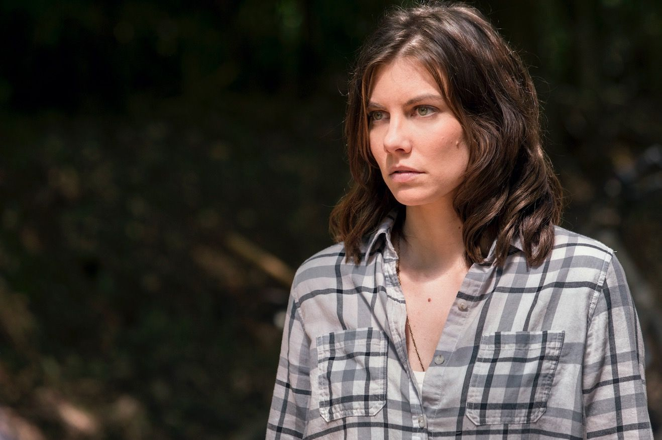 Television Strict Lauren Cohan Signed Autographed The Walking Dead Maggie Greene Photo