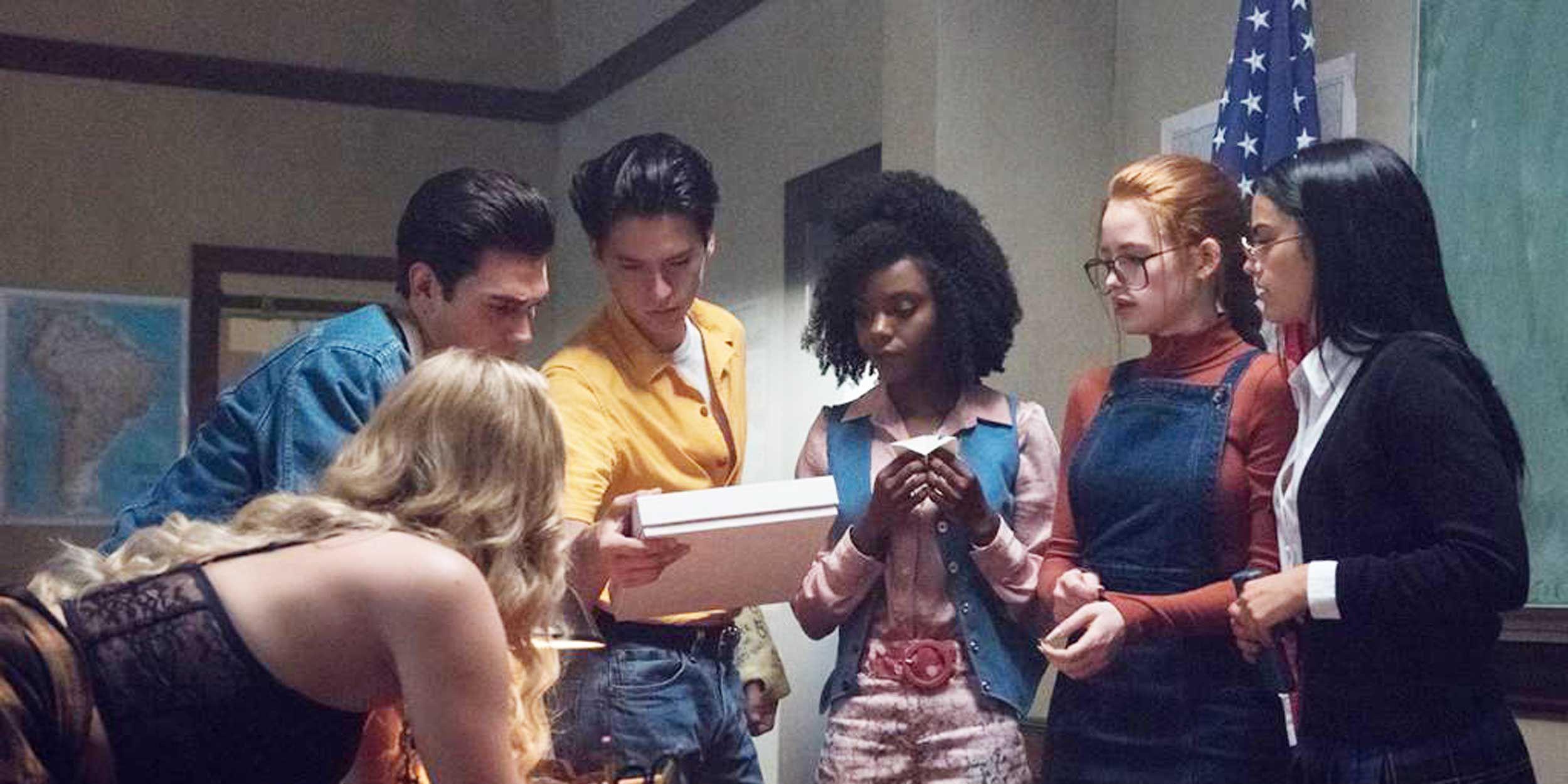 Riverdale Cast, as their Parents, November 2018