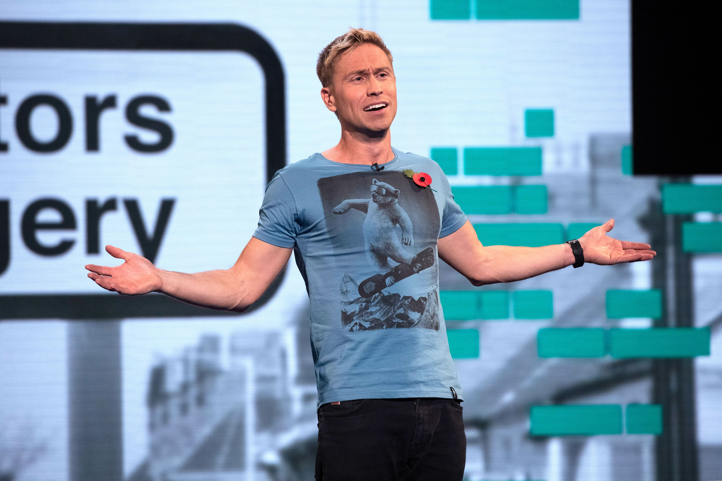 The Russell Howard Hour will return with a new series VERY soon