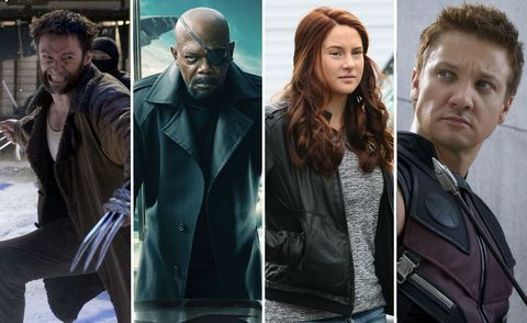 Major characters cut from Marvel movies
