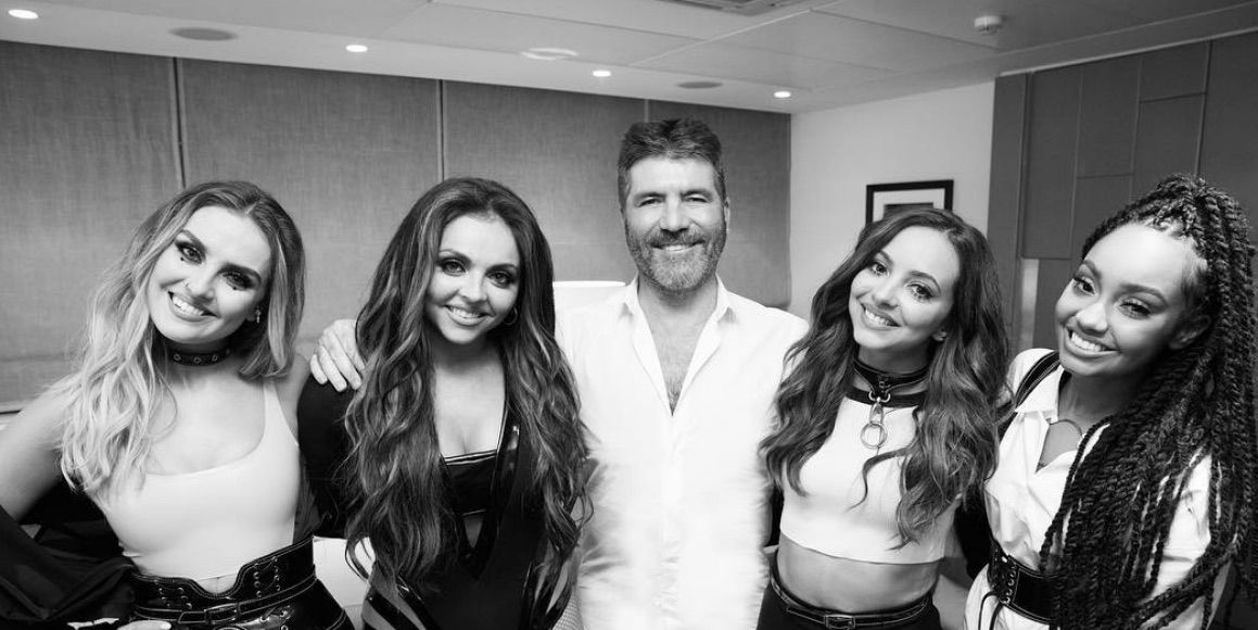 Simon Cowell, Little Mix