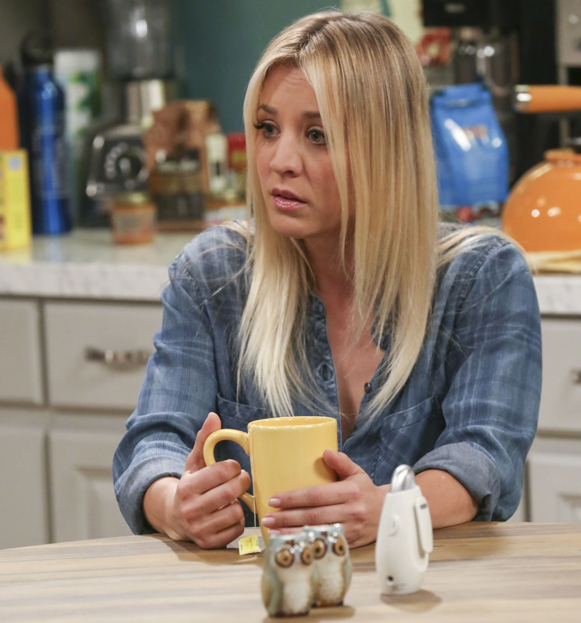 The Big Bang Theory's Kaley Cuoco reveals if she would do a Penny spin-off