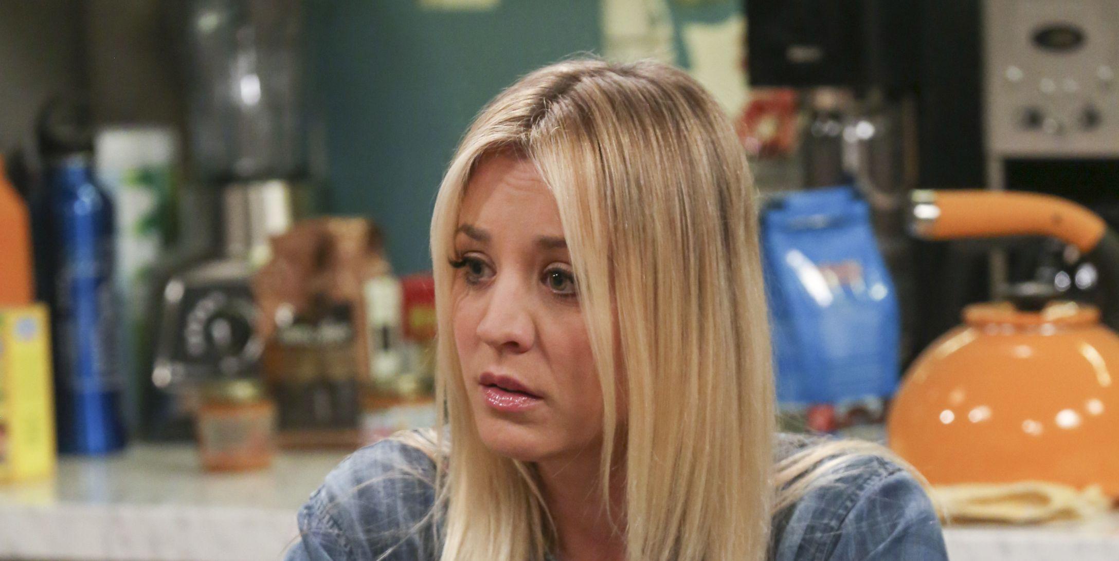 Kaley Cuoco in The Big Bang Theory season 11