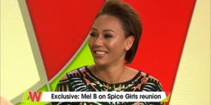 Mel B, Loose Women (November 5)