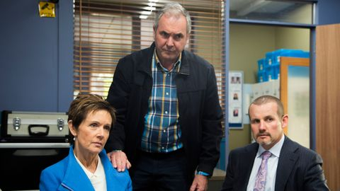 Susan Kennedy is questioned over Finn Kelly's attack in Neighbours