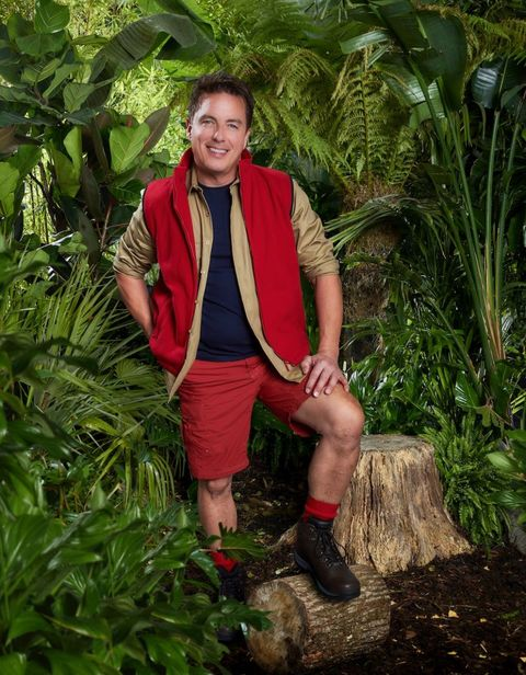 I'm a Celebrity 2018 cast: John Barrowman (embargoed 10.30pm on 11/12/18)