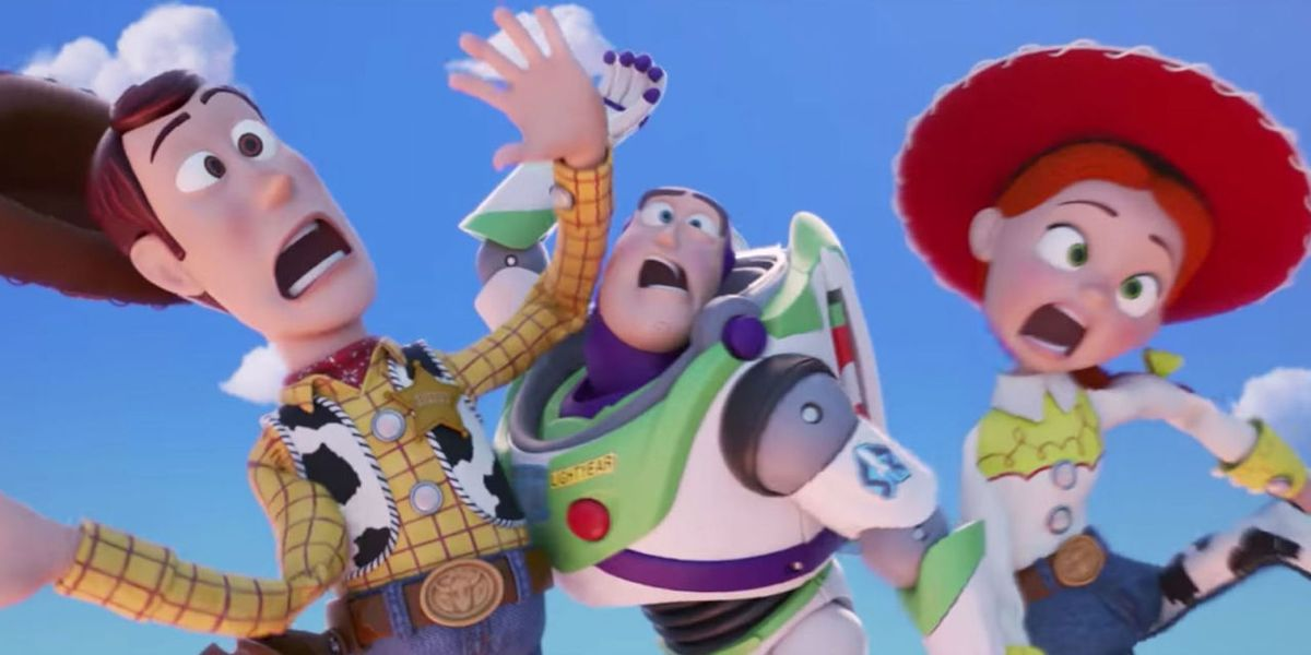 The First Trailer for 'Toy Story 4' Introduces a Strange New Character
