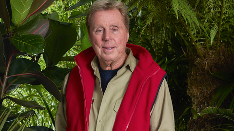 I'm a Celebrity 2018 cast: Harry Redknapp (embargoed 10.30pm on 11/12/18)