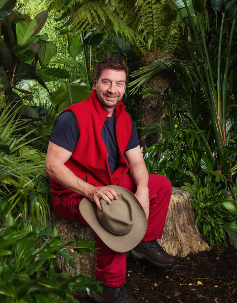 I'm a Celebrity 2018 cast: Nick Knowles (embargoed 10.30pm on 11/12/18)