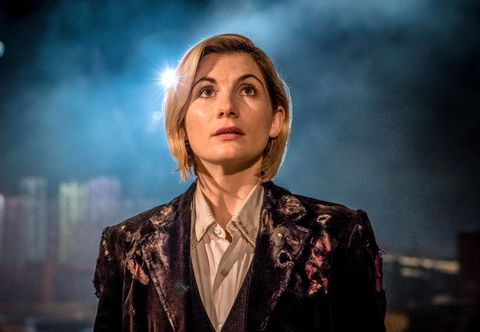 jodie whittaker, doctor who, series 11