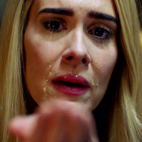 sarah paulson as cordelia, american horror story apocalypse, ahs season 8 mid season finale