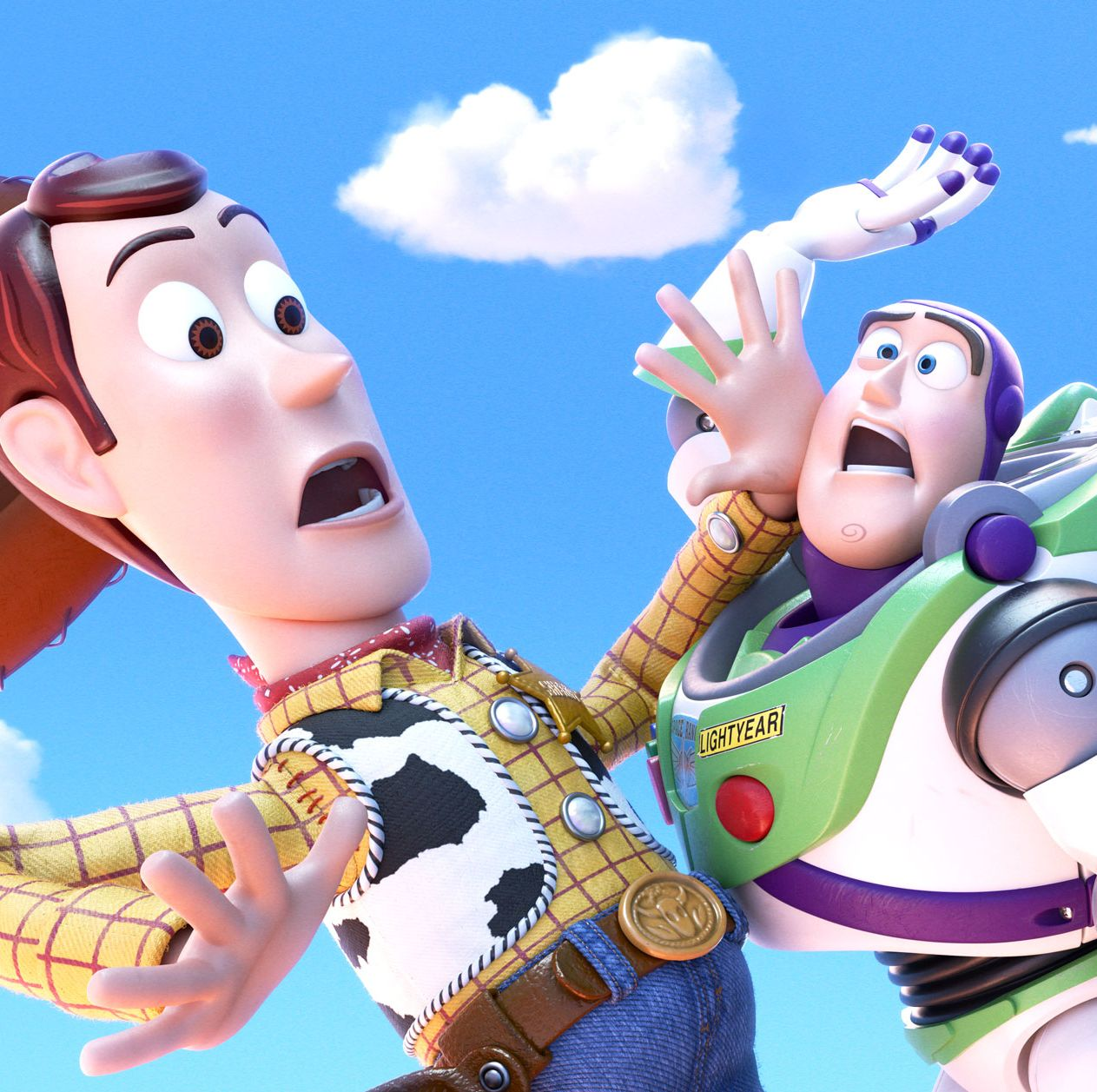 Toy Story 4's first full-length trailer is coming TODAY