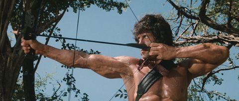 Rambo creator is