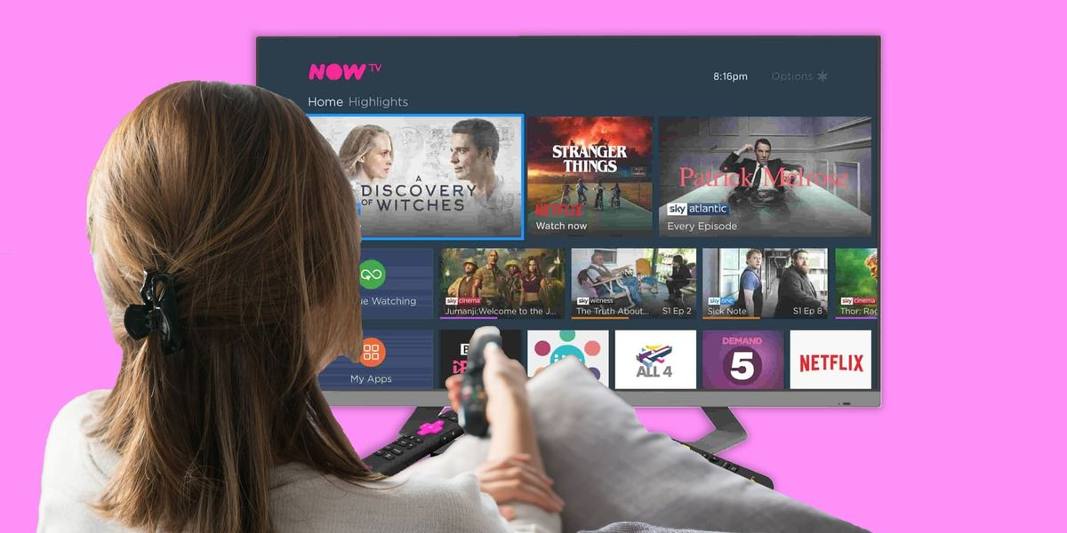 Now Tv Black Friday Sale Launches With Big Savings