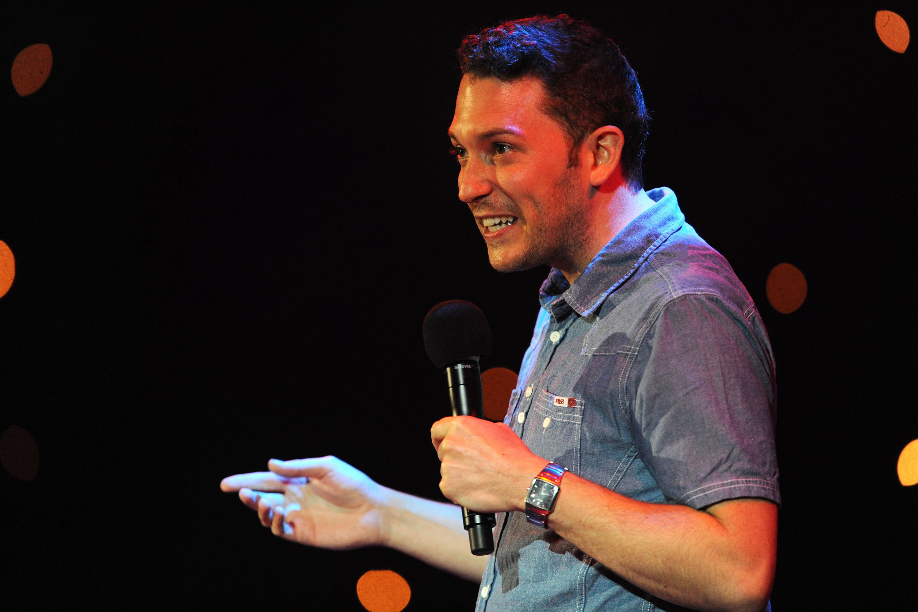 Jon Richardson, 8 Out of 10 Cats Does Countdown