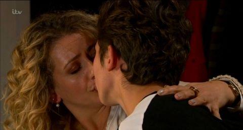 Emmerdale delivers shock twist as Jacob Gallagher kisses