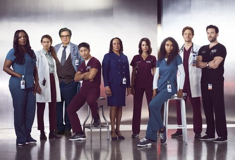 Chicago Med season 5 - Chicago Med UK, episodes, premiere date, cast