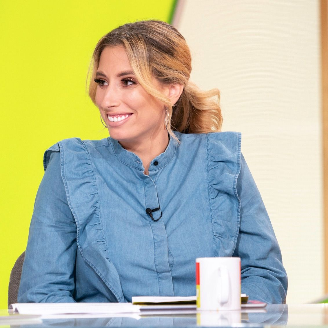 "Loose Women's Stacey Solomon shares ""perfect"" photos of her newborn son"