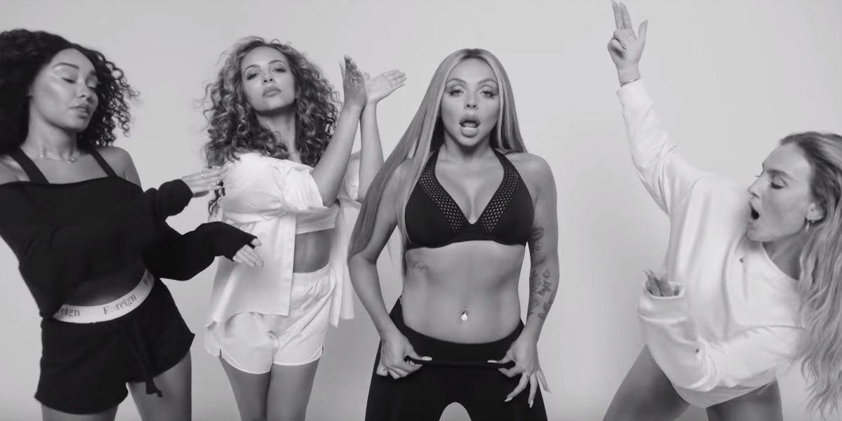 Lauren Jauregui defends Little Mixs naked Strip video