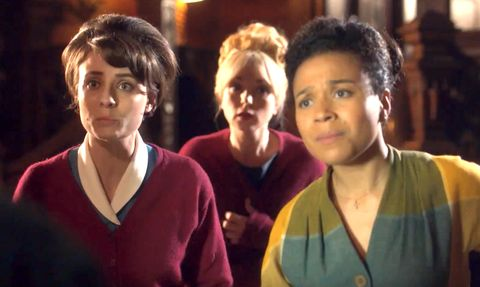 Call The Midwife Christmas Special.Call The Midwife Gives First Look At Christmas Special