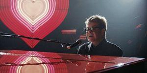 EMBARGOED 15/11/18 00:01 Elton John, John Lewis Christmas advert 2018