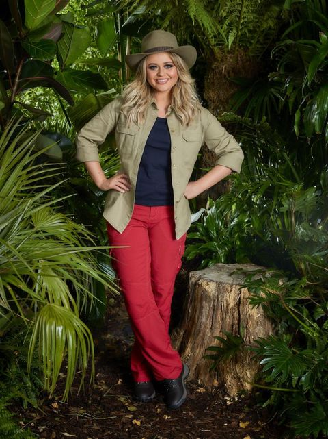 I'm a Celebrity 2018: Emily Atack (embargoed 10.30pm on 11/12/18)