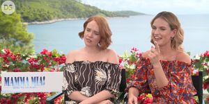 Jessica Keenan Wynn, Lily James, Mamma Mia Here We Go Again