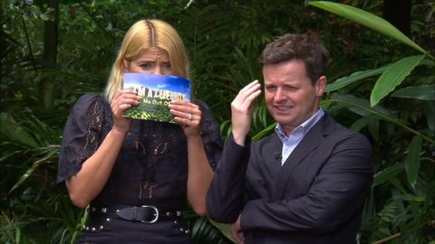 The 'horrendous' I'm A Celeb moment with Holly Willoughby that didn't air