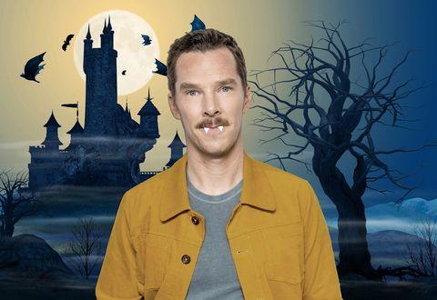 Benedict Cumberbatch, True Blood, Vampire