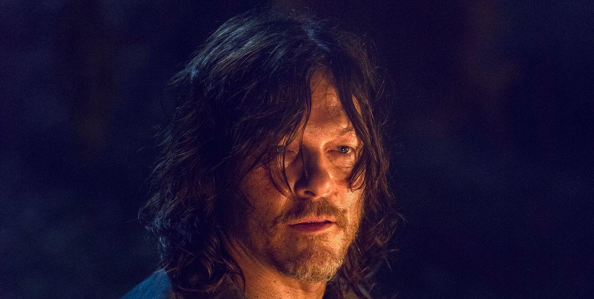 The Walking Dead boss explains disturbing sex scene in latest episode