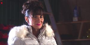 Breda McQueen in the new Hollyoaks trailer