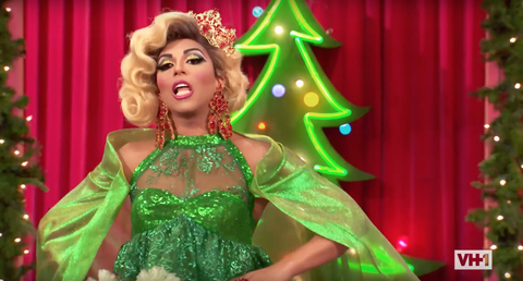 Rupauls Christmas Special.Rupaul S Drag Race Unveils First Look Teaser For Christmas