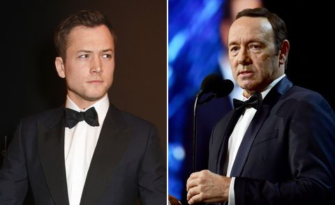 Taron Egerton, Kevin Spacey, Allegations