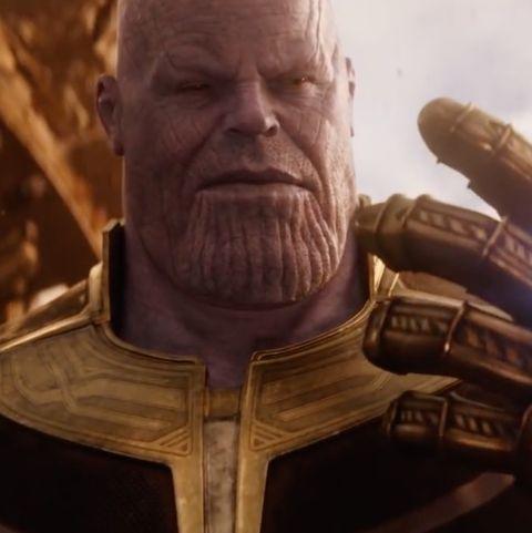 Marvel – Thanos, Infinity Stones
