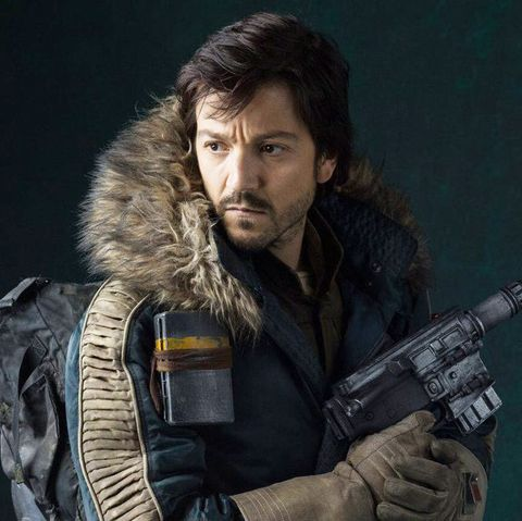 "Rogue One: A Star Wars Story's Diego Luna was ""so disappointed"" with the film's ending"