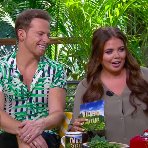 I'm a Celebrity: Extra Camp stars Joe Swash and Scarlett Moffatt reveal they won't be returning to the show