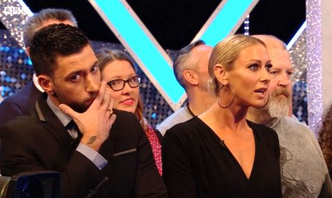 Giovanni Pernice, Faye Tozer on Strictly Come Dancing: It Takes Two
