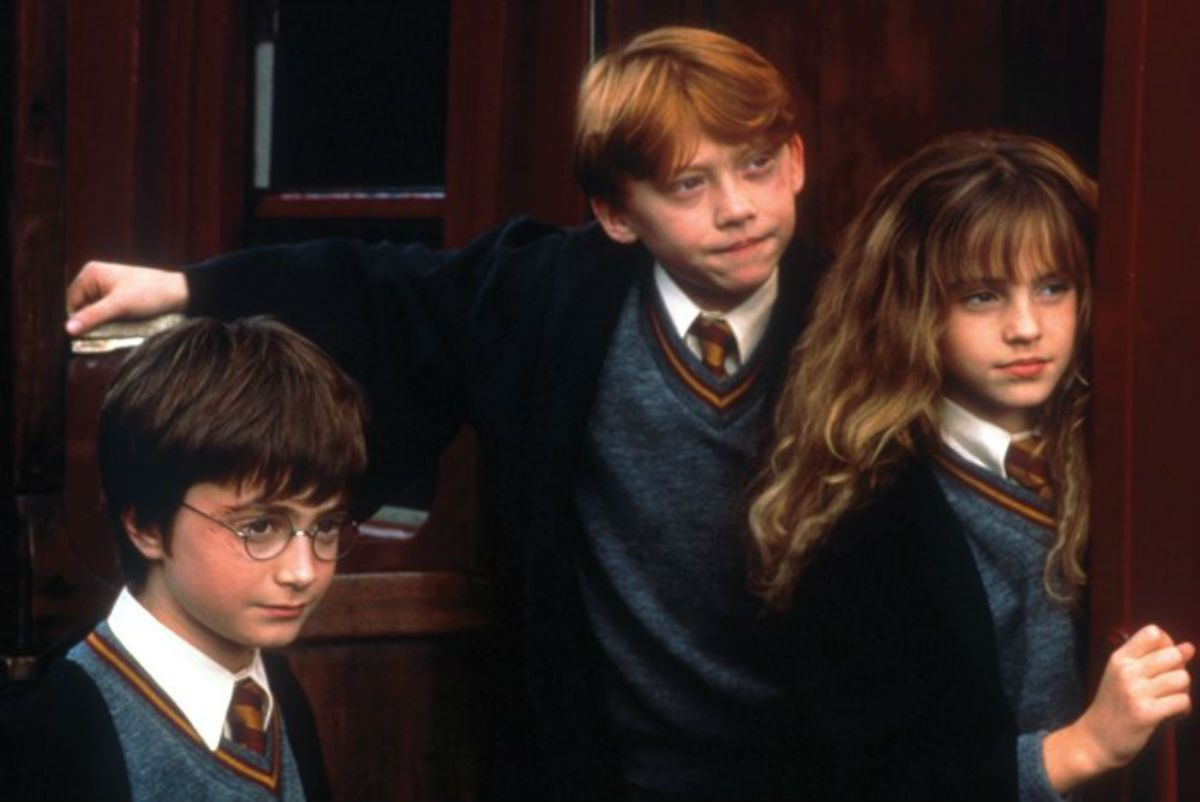 Harry Potter's Rupert Grint 'saw sparks' between Emma Watson and Tom Felton