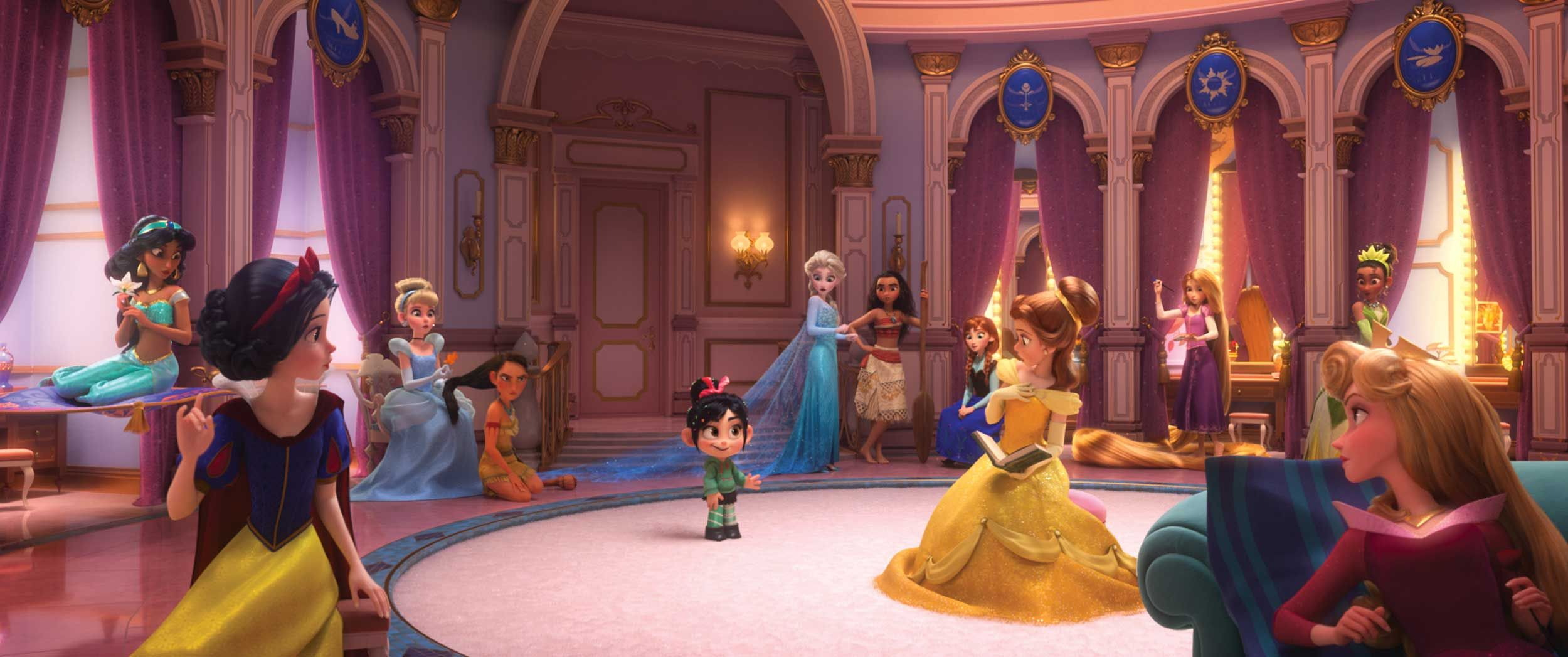Disney Is Considering A Princesses Spin Off Following Ralph Breaks The Internet