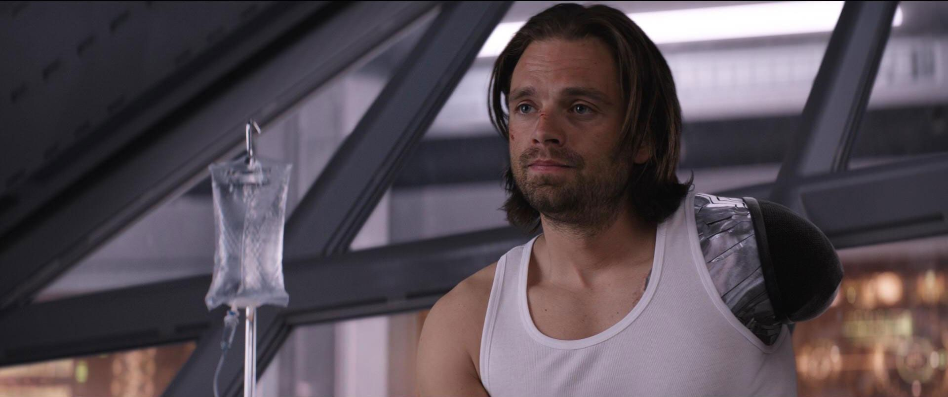 Disney+ unveils first look at Bucky's new costume in Marvel's Falcon and Winter Soldier
