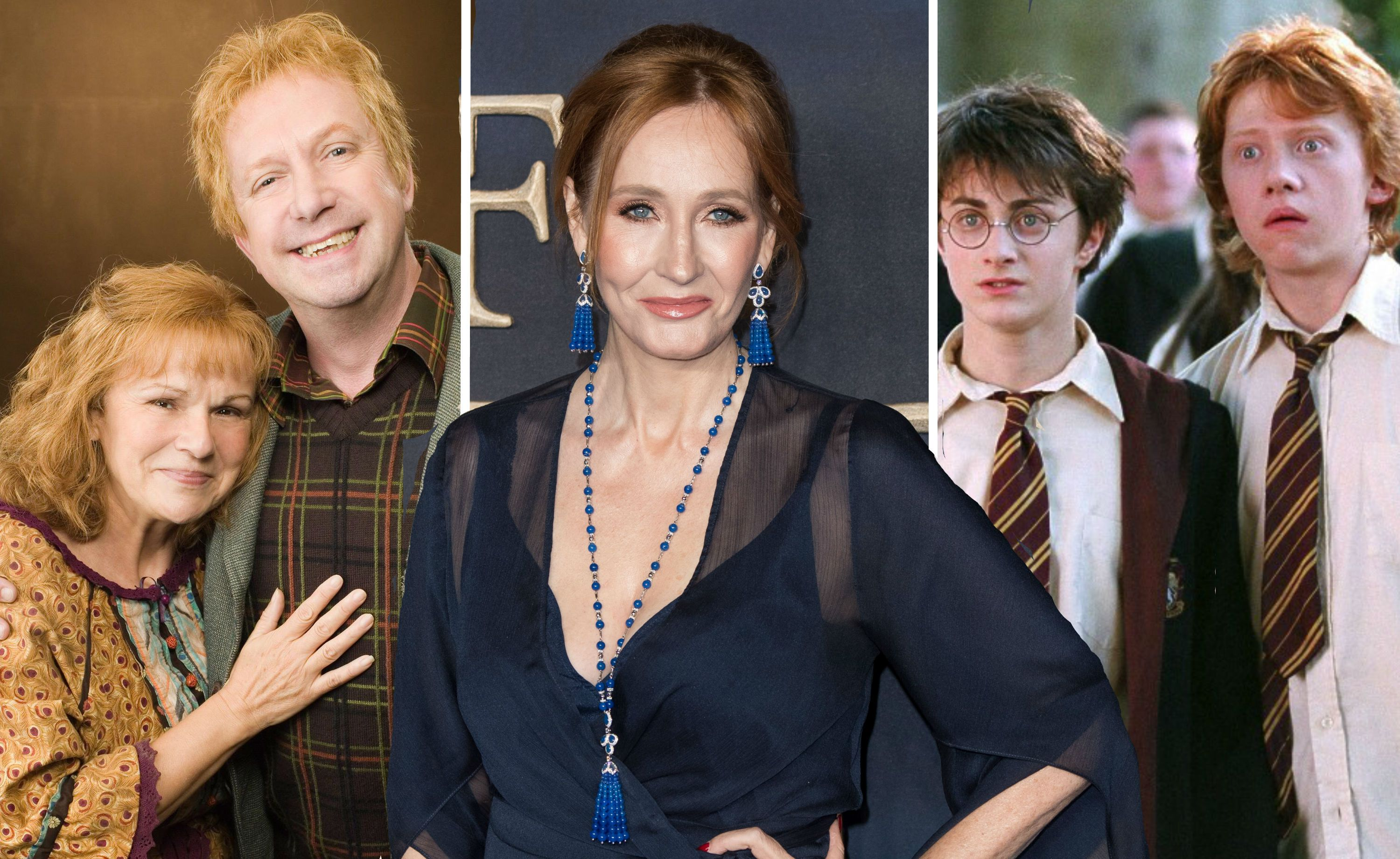 Every character JK Rowling considered killing throughout the Harry Potter  series