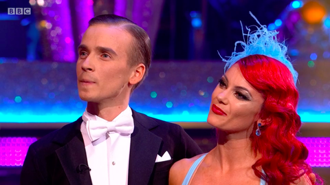 Strictly Come Dancing, week 8, Joe Sugg and Dianne Buswell