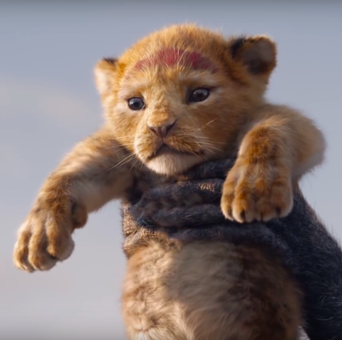 The Lion King remake confirmed to be longer than the original